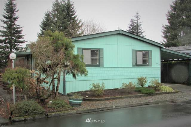 1427 100th Street SW #55, Everett, WA 98204 (#1725445) :: Better Homes and Gardens Real Estate McKenzie Group