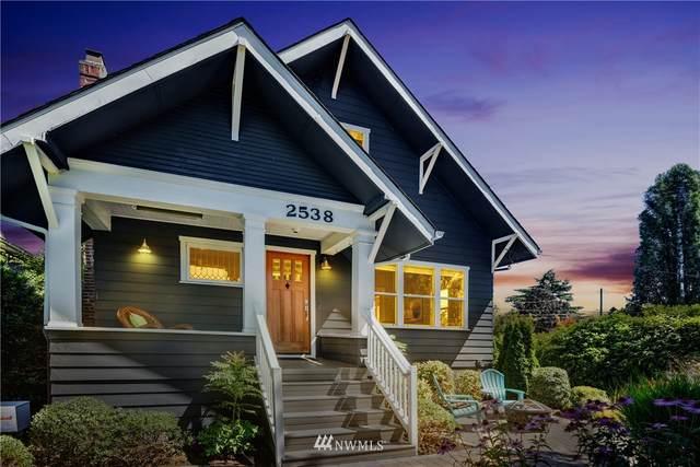 2538 30th Avenue S, Seattle, WA 98144 (#1725461) :: Alchemy Real Estate