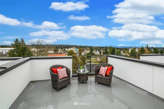 9201 Linden Avenue N E, Seattle, WA 98103 (MLS #1725464) :: Brantley Christianson Real Estate