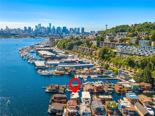 2466 Westlake Avenue N #3, Seattle, WA 98109 (#1725579) :: The Original Penny Team