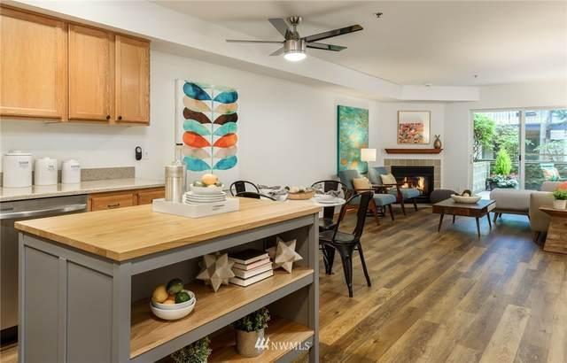 7912 170th Avenue NE #104, Redmond, WA 98052 (#1725627) :: Alchemy Real Estate