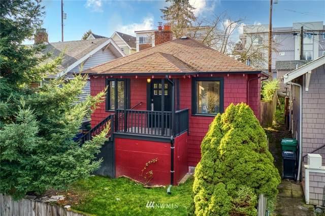 5621 11th Avenue NE, Seattle, WA 98105 (#1725633) :: Shook Home Group