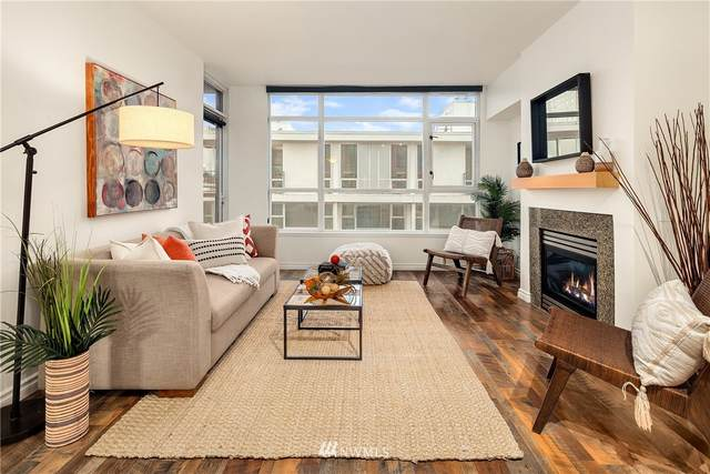 1420 Terry Avenue #1006, Seattle, WA 98101 (#1725657) :: Shook Home Group