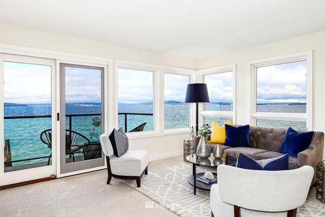 4119 Beach Drive SW #3, Seattle, WA 98116 (#1725783) :: Shook Home Group