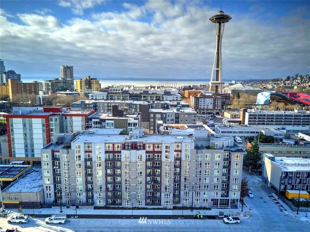 699 John Street #106, Seattle, WA 98109 (#1725785) :: Costello Team