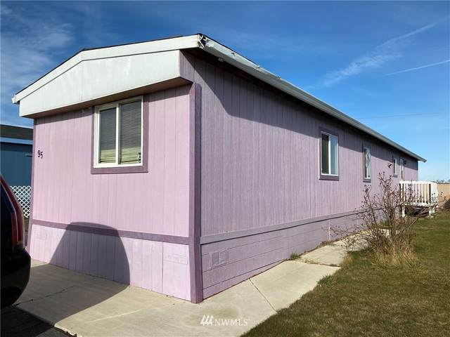 4000 NE Longview St #95, Moses Lake, WA 98837 (#1725819) :: Costello Team