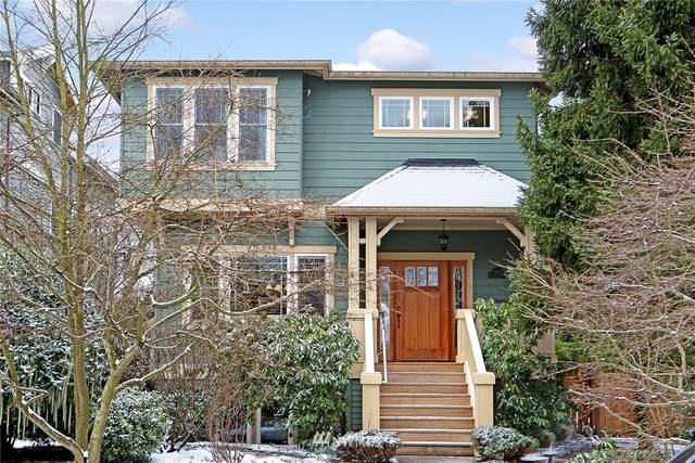 5407 Kensington Place N, Seattle, WA 98103 (#1725828) :: Ben Kinney Real Estate Team