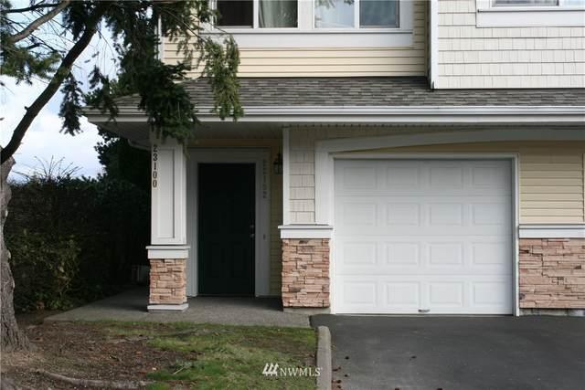 23102 59 Place S 17-2, Kent, WA 98032 (MLS #1725864) :: Brantley Christianson Real Estate