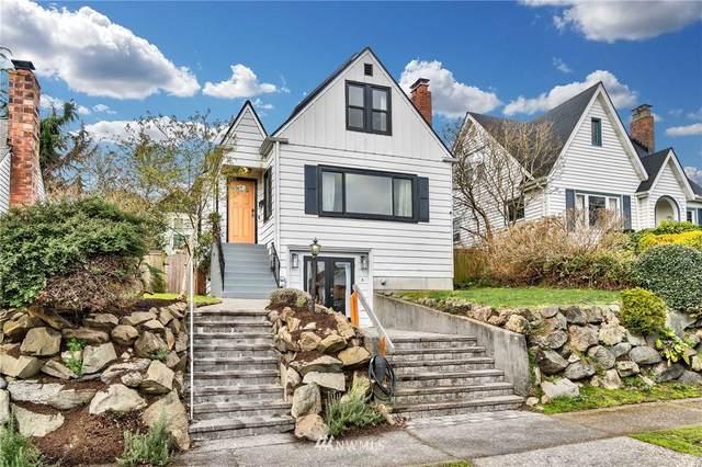7535 Jones Avenue NW, Seattle, WA 98117 (#1725991) :: Canterwood Real Estate Team