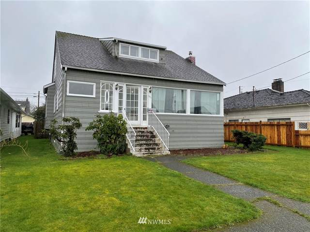 613 W 3rd Street, Aberdeen, WA 98520 (#1726033) :: TRI STAR Team | RE/MAX NW