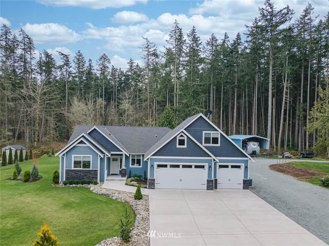 520 Konnerup Court, Camano Island, WA 98282 (MLS #1726290) :: Brantley Christianson Real Estate