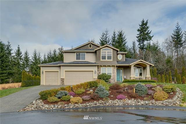 18533 93rd Street SE, Snohomish, WA 98290 (#1726392) :: Canterwood Real Estate Team