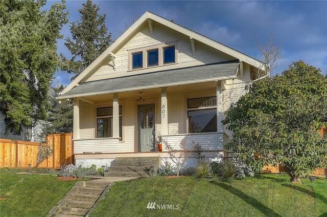 807 N Prospect Street, Tacoma, WA 98406 (#1726464) :: Canterwood Real Estate Team