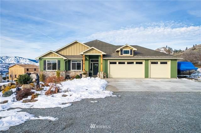 205 Pinnacle Place, Chelan, WA 98816 (#1726543) :: Canterwood Real Estate Team