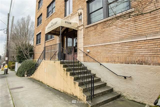 2328 10th Avenue E #205, Seattle, WA 98102 (#1726589) :: Canterwood Real Estate Team