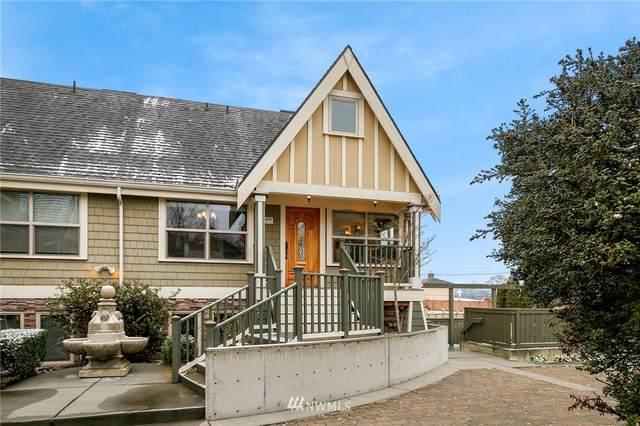 4420 Eastern Avenue N, Seattle, WA 98103 (#1726662) :: Ben Kinney Real Estate Team