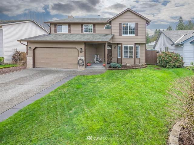 1403 NW 148th Street, Vancouver, WA 98685 (MLS #1726741) :: Brantley Christianson Real Estate