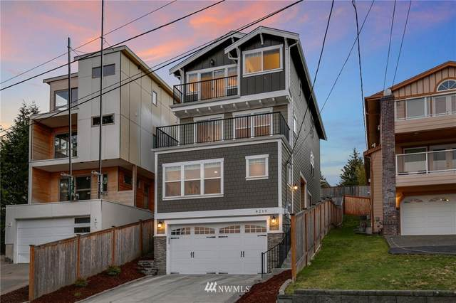 8219 S 121st Street, Seattle, WA 98178 (#1726788) :: Better Homes and Gardens Real Estate McKenzie Group