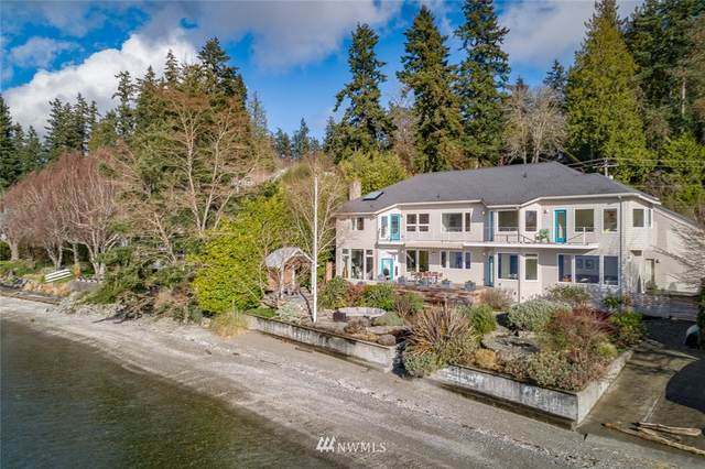 4175 Pleasant Beach Drive NE, Bainbridge Island, WA 98110 (#1726835) :: Costello Team