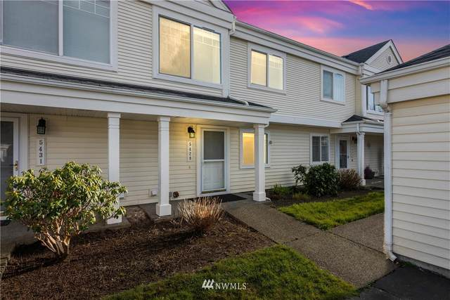 5429 S 237th Place 13-2, Kent, WA 98032 (#1726902) :: Canterwood Real Estate Team