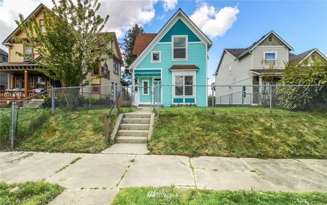 2324 S L Street, Tacoma, WA 98405 (MLS #1726928) :: Community Real Estate Group