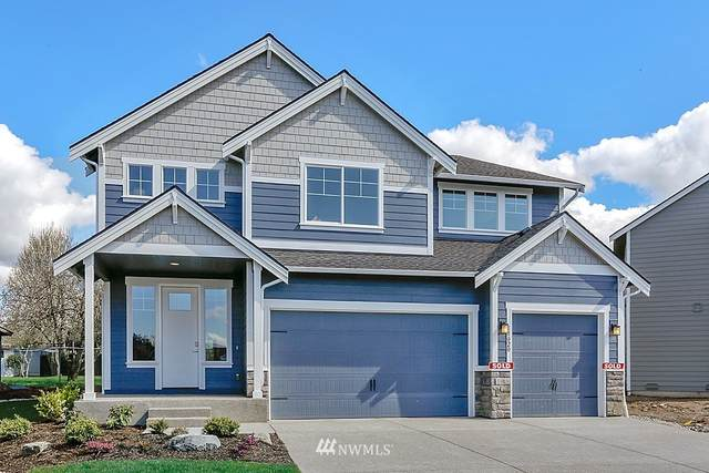 13223 SE 264th Street Lot 2, Kent, WA 98042 (#1726946) :: Alchemy Real Estate