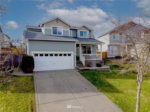 18312 13th Avenue Ct E, Spanaway, WA 98387 (#1729124) :: Keller Williams Realty
