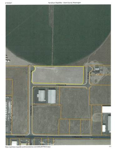 0 Industrial Street, Moses Lake, WA 98837 (MLS #1729138) :: Brantley Christianson Real Estate