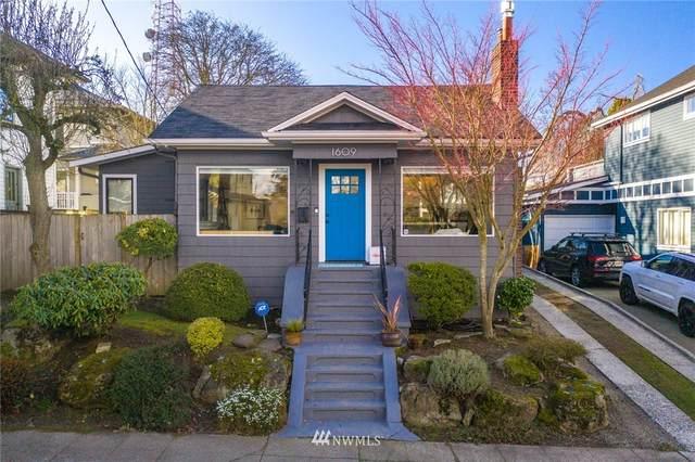 1609 Warren Avenue N, Seattle, WA 98109 (#1729235) :: Northern Key Team