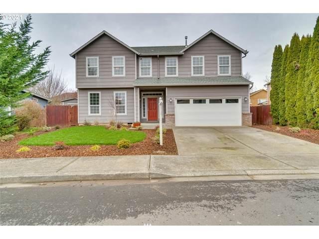 2112 SW 12th Street, Battle Ground, WA 98604 (MLS #1729275) :: Brantley Christianson Real Estate