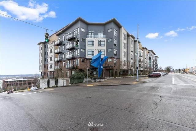 1501 Tacoma Avenue S #112, Tacoma, WA 98402 (#1729290) :: Shook Home Group