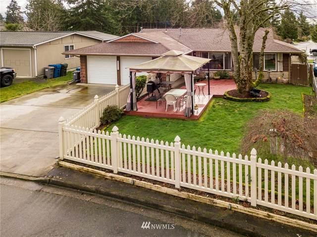 14219 SE 259th Place, Kent, WA 98042 (#1729465) :: Icon Real Estate Group