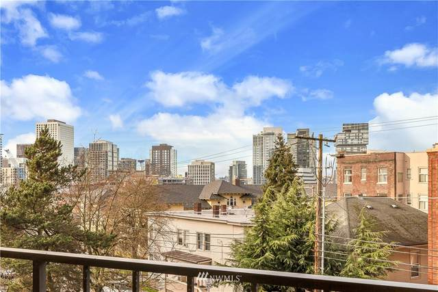 1300 University Street 2G, Seattle, WA 98101 (#1729488) :: Costello Team