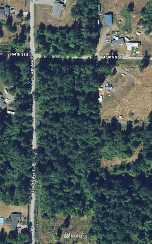 0 354th Street E, Roy, WA 98580 (#1729506) :: Better Homes and Gardens Real Estate McKenzie Group