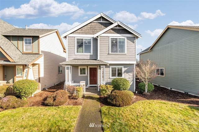 5418 Balustrade Boulevard SE, Lacey, WA 98513 (MLS #1729559) :: Brantley Christianson Real Estate