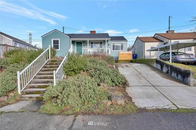 5306 Columbia Drive S, Seattle, WA 98108 (#1729581) :: Lucas Pinto Real Estate Group