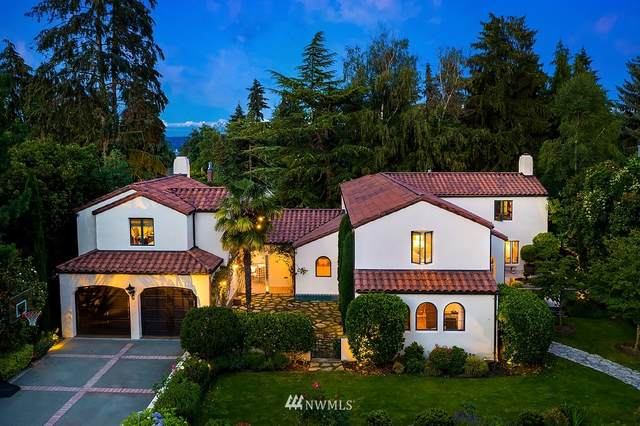 1642 Shenandoah Drive E, Seattle, WA 98112 (#1729701) :: Better Homes and Gardens Real Estate McKenzie Group