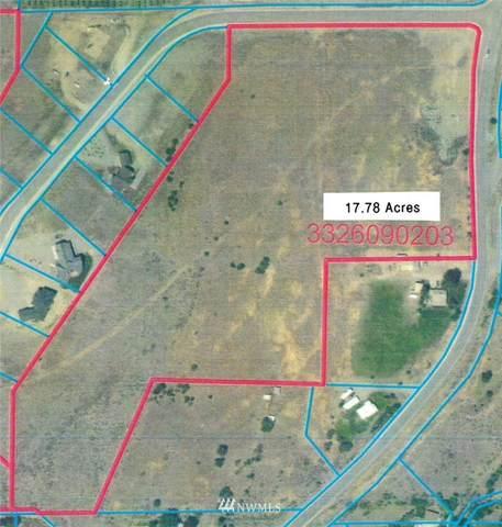 0 Parks Drive, Okanogan, WA 98840 (#1729707) :: Lucas Pinto Real Estate Group