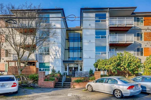 10501 8th Avenue NE #135, Seattle, WA 98125 (#1729712) :: Pickett Street Properties