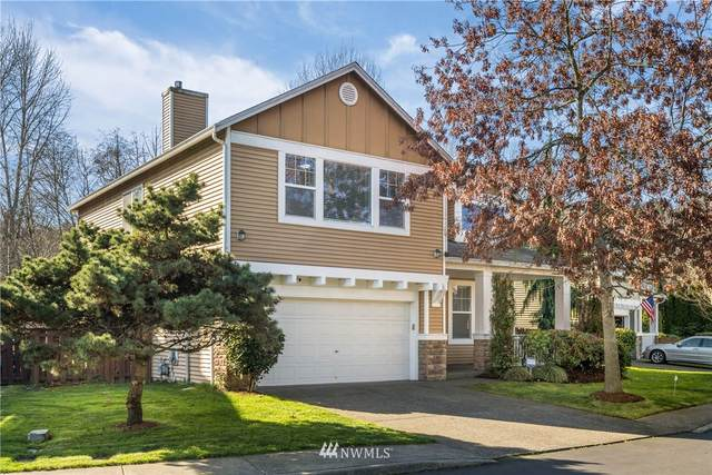 4427 S 221st Street #5, Kent, WA 98032 (#1729747) :: Canterwood Real Estate Team