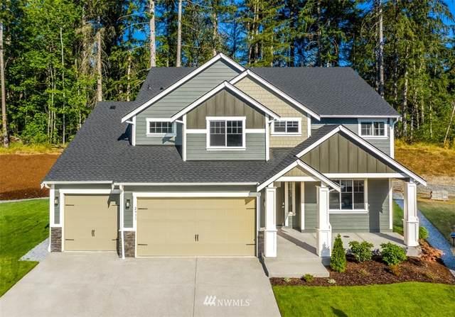 13233 SE 264th Place Lot 4, Kent, WA 98042 (#1729757) :: Alchemy Real Estate
