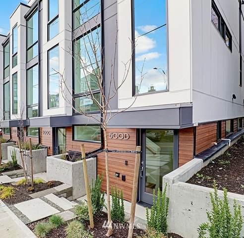 500 NE 71st Street, Seattle, WA 98115 (#1729776) :: Ben Kinney Real Estate Team