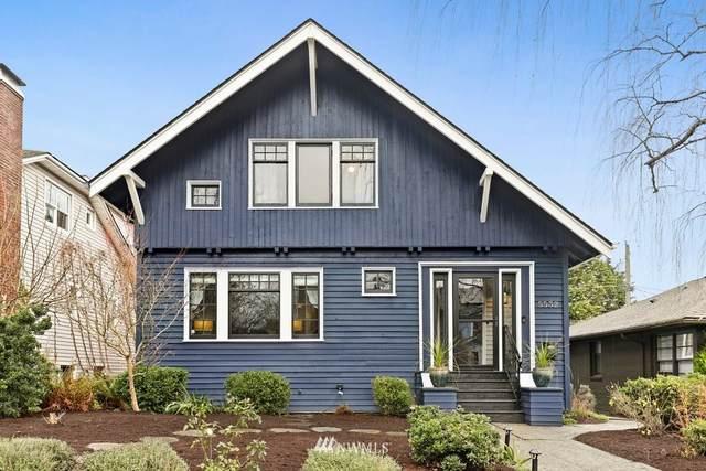 5532 34th Avenue NE, Seattle, WA 98105 (#1729911) :: Costello Team