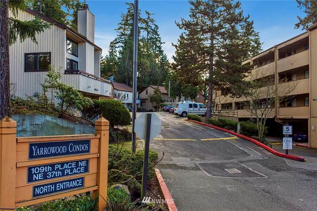 10819 NE 37th Place #334, Bellevue, WA 98004 (#1729960) :: The Shiflett Group