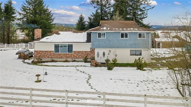 185 Schoolhouse Lane B, Toledo, WA 98591 (#1730032) :: Keller Williams Realty