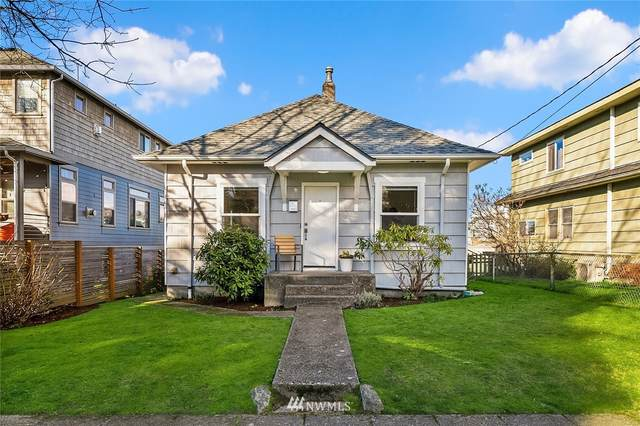 110 N 84th Street, Seattle, WA 98103 (#1730432) :: Hauer Home Team