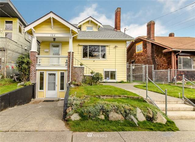 184 26th Avenue, Seattle, WA 98122 (#1730477) :: The Original Penny Team