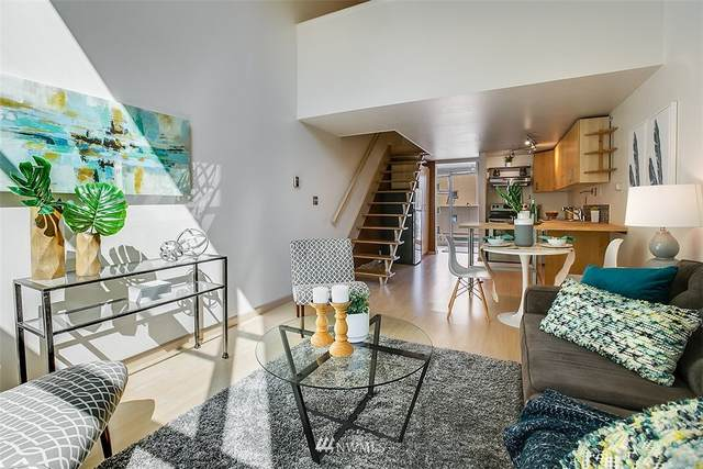 1000 Union Street #301, Seattle, WA 98101 (#1730582) :: Costello Team