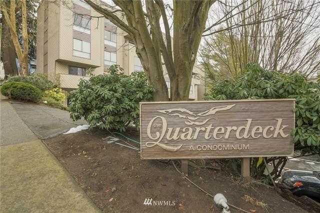 2510 W Manor Place #311, Seattle, WA 98199 (#1730593) :: Alchemy Real Estate