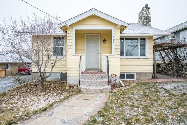 145 Crawford Avenue, Wenatchee, WA 98801 (MLS #1730777) :: Brantley Christianson Real Estate